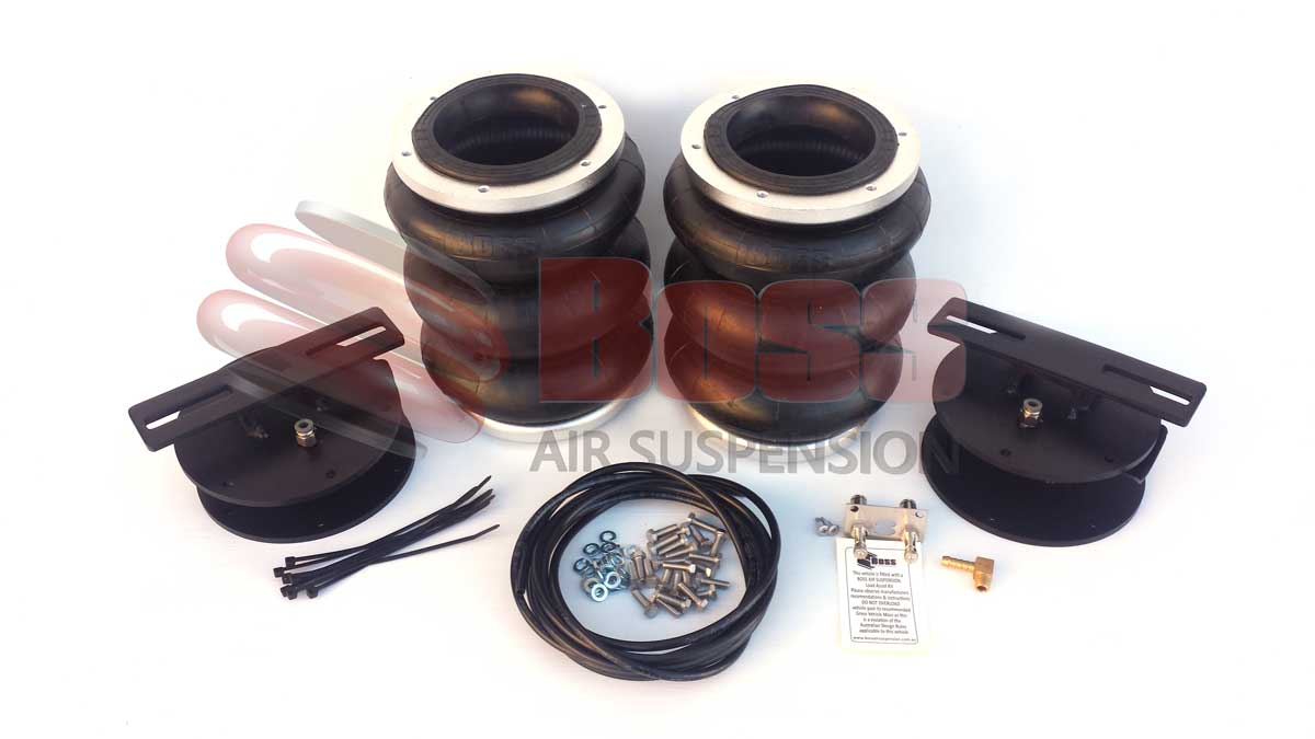 Tripple Airbag Suspension Kit