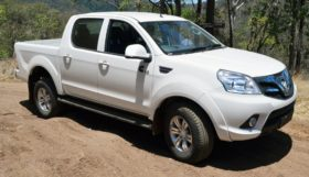 Foton Tunland Airbag assist kit