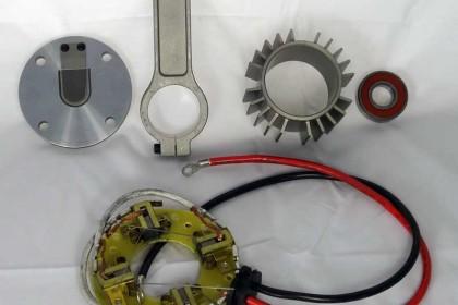 Boss PX07 Compressor Upgrade Kit