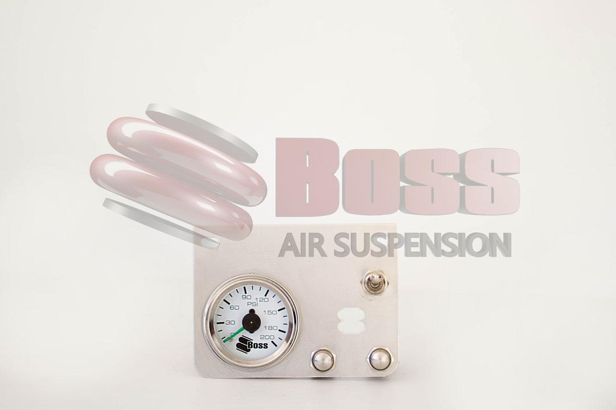 Incab Air Bag Control