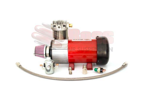 12 Volt Air Compressor Complete