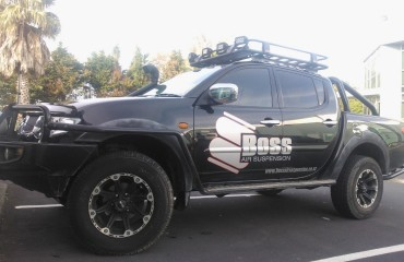 Boss AIr Suspension NZ