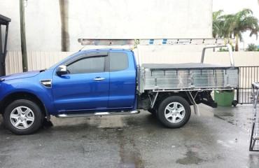 Ford Ranger Load Assist kit