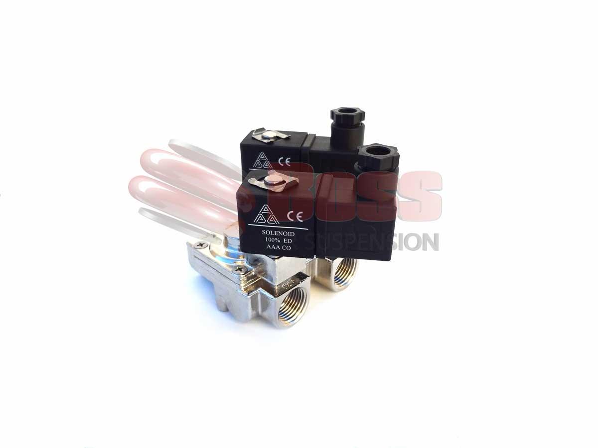 Dual Air Suspension Valves