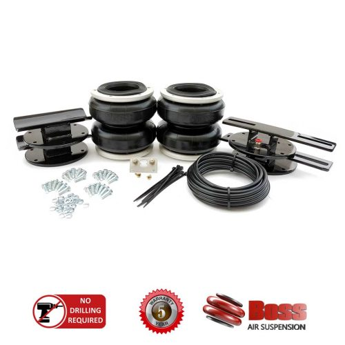Nissan Patrol Load Assist Kit