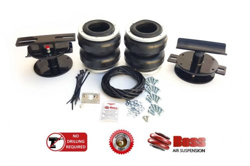 Landcruiser Load Assist Tow Kit