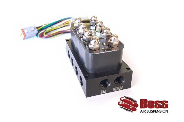 8 valve Air Suspension