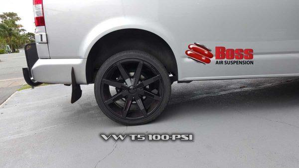 VW T5 Transporter Air Suspension