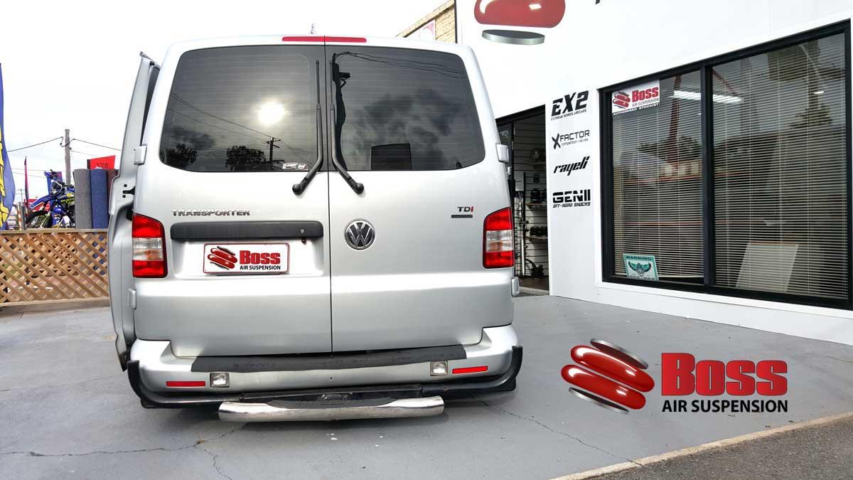 VW T5 Van Suspension