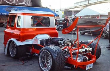 SEMA Show Truck