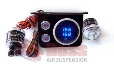 Digital Airbag Gauge