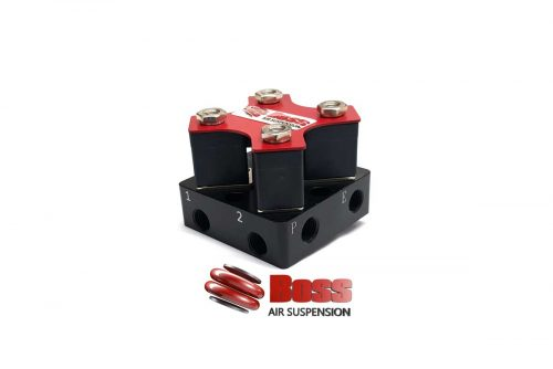 Air Suspension Valve