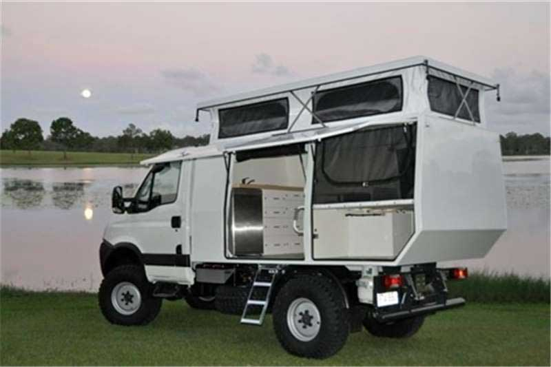 New   Camper Hire  Self Drive Motorhome Hire  South Africa  Namibia