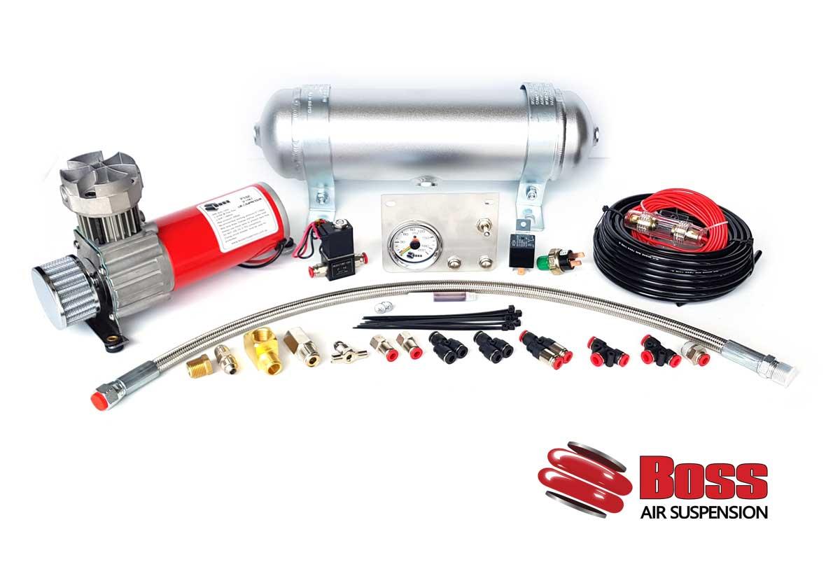 12v air compressor and tank