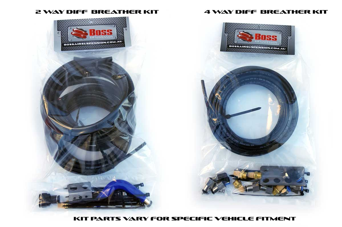Diff Breather Kits