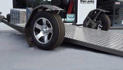 Rayeli airbagged trailer