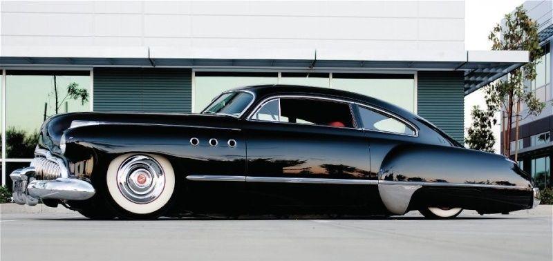 Customer Buick Side facing
