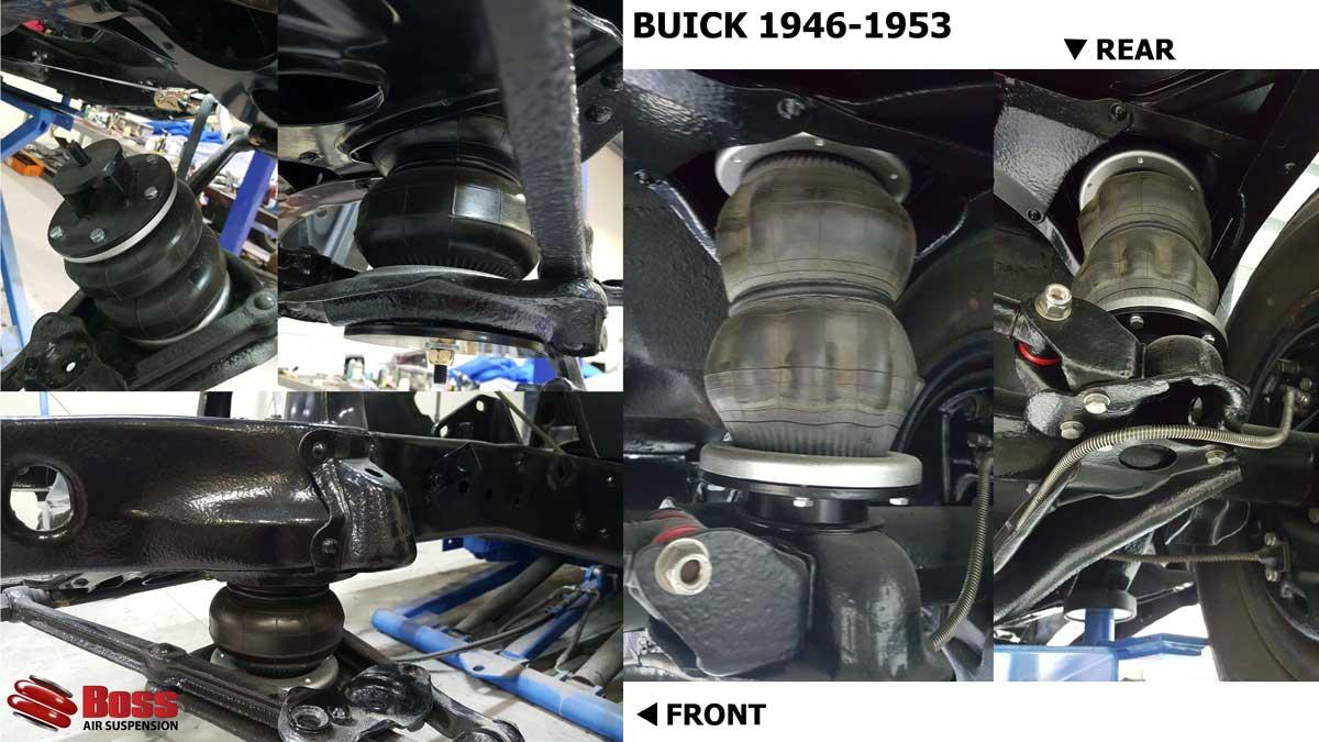 Buick kit fitment