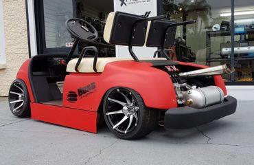 boss golf buggy