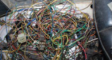 12v Compressor Wiring Loom Mess