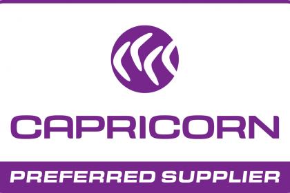 Capricorn Prefered Supplier
