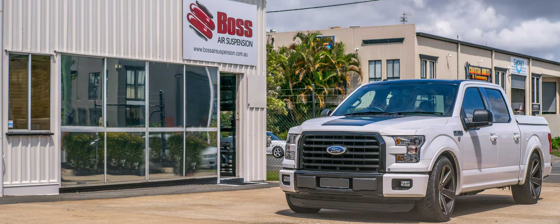 Boss Air Suspension Head Office