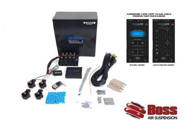 HKI Bluetooth Level Management System - Boss Air Suspension