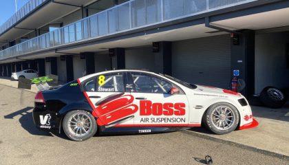 Boss V8 Touring Car